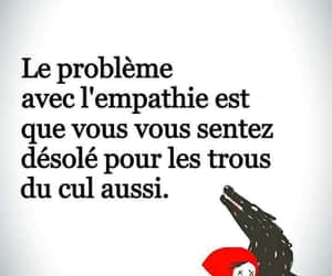 francais, desole, and probleme image