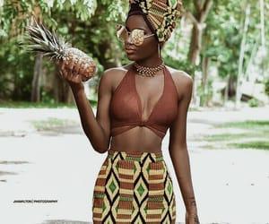 melanin and pineapple image
