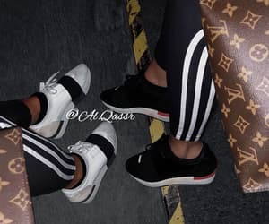 adidas, amis, and Louis Vuitton image