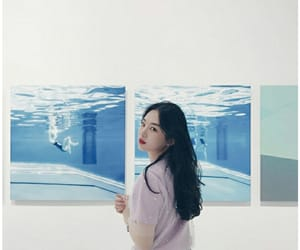 aesthetic, art, and asian girl image