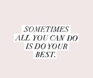 do, pink, and quote image