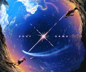 kimi no na wa and your name image