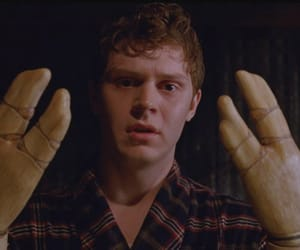 evan peters, american horror story, and lobster boy image