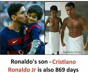 knowledge, christiano ronaldo, and son image