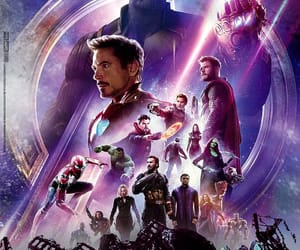 infinity war, Avengers, and Marvel image
