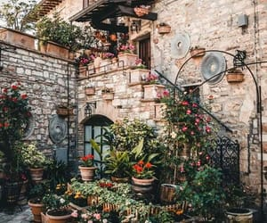 italy, spring, and street image