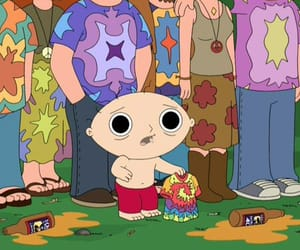 family guy, stewie, and drugs image