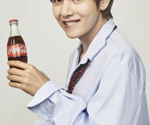 idol, photoshoot, and coca-cola image