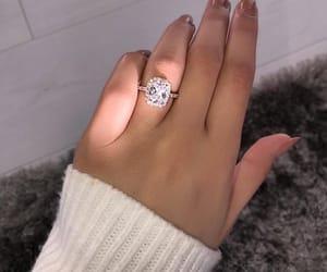 accessories, diamonds, and girl image