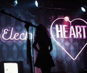 marina and the diamonds, electra heart, and heart image