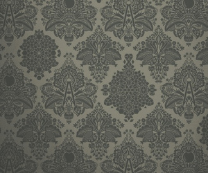 damask, wallpaper, and pooch image