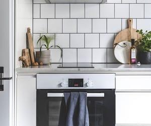 kitchen, living room, and loft image