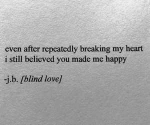 broken heart, quotes, and love image