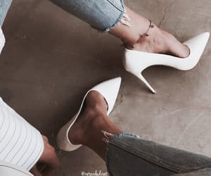amazing, shoes, and white image