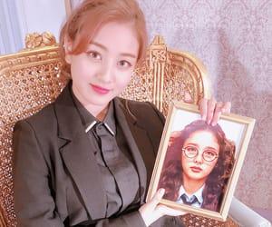 twice, jihyo, and girl image