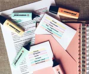 article, high school, and studyblr image