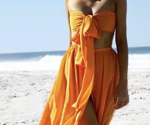 clothing, design, and orange image