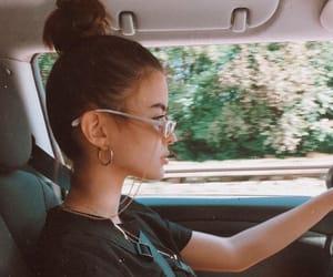 bun, car, and cute image