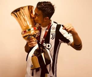 Juventus, champions, and dybala image
