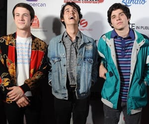 band, dylan minnette, and wallows image