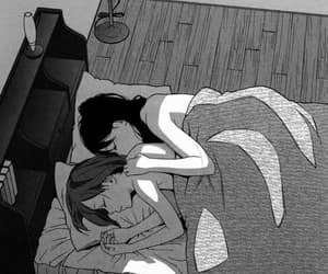 lesbian, yuri, and manga image