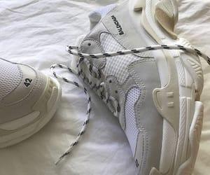 fashion, shoes, and minimal image