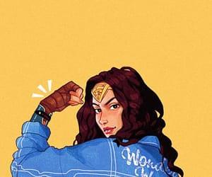 wonder woman, DC, and fan art image