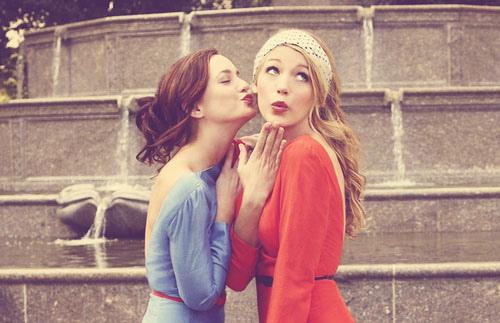 challenge, chic, and gossip image
