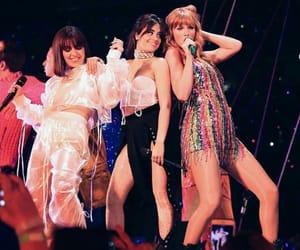 Taylor Swift, charli xcx, and camila cabello image
