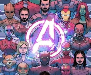Avengers, falcon, and Hulk image