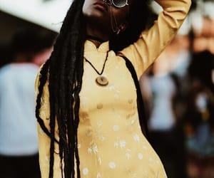 black, fashion, and melanin image