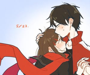 kagerou project, shinaya, and ayano image
