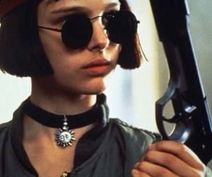 leon, natalie portman, and mathilda image
