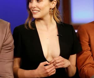 elizabeth olsen, Avengers, and Marvel image