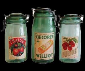 aesthetic, jars, and meme image