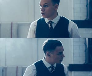 actor, Hot, and peaky blinders image
