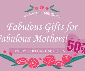 deal, mothersday, and korean cosmetics image
