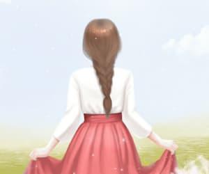 background, cartoon, and Enakei image