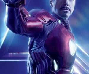 iron man, Avengers, and infinity war image