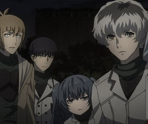 anime, tokyo ghoul re, and sasaki haise image