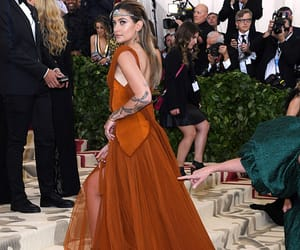 paris jackson and met gala image