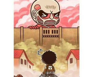 wallpaper and attack on titan image