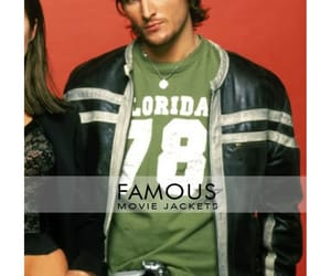 fashion, style, and leatherjackets image