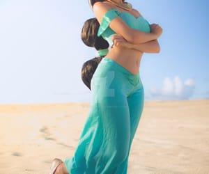 aladdin, jasmine, and princess jasmine image