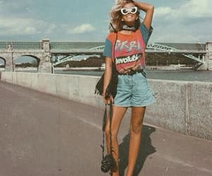 vintage, summer, and style image