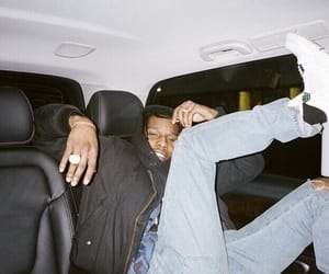 asap rocky, boy, and a$ap rocky image