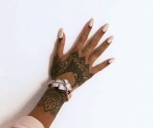 henna, nails, and hennatattoo image