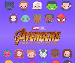 Avengers, captain america, and heroes image