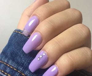 lovely, nails, and uñas image