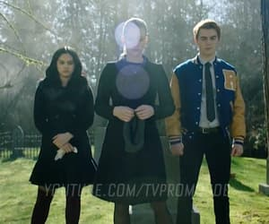 toni, riverdale, and archie andrews image